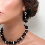 Black Onyx - Swarovski Set