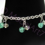 Bracelet with Swarovski christals